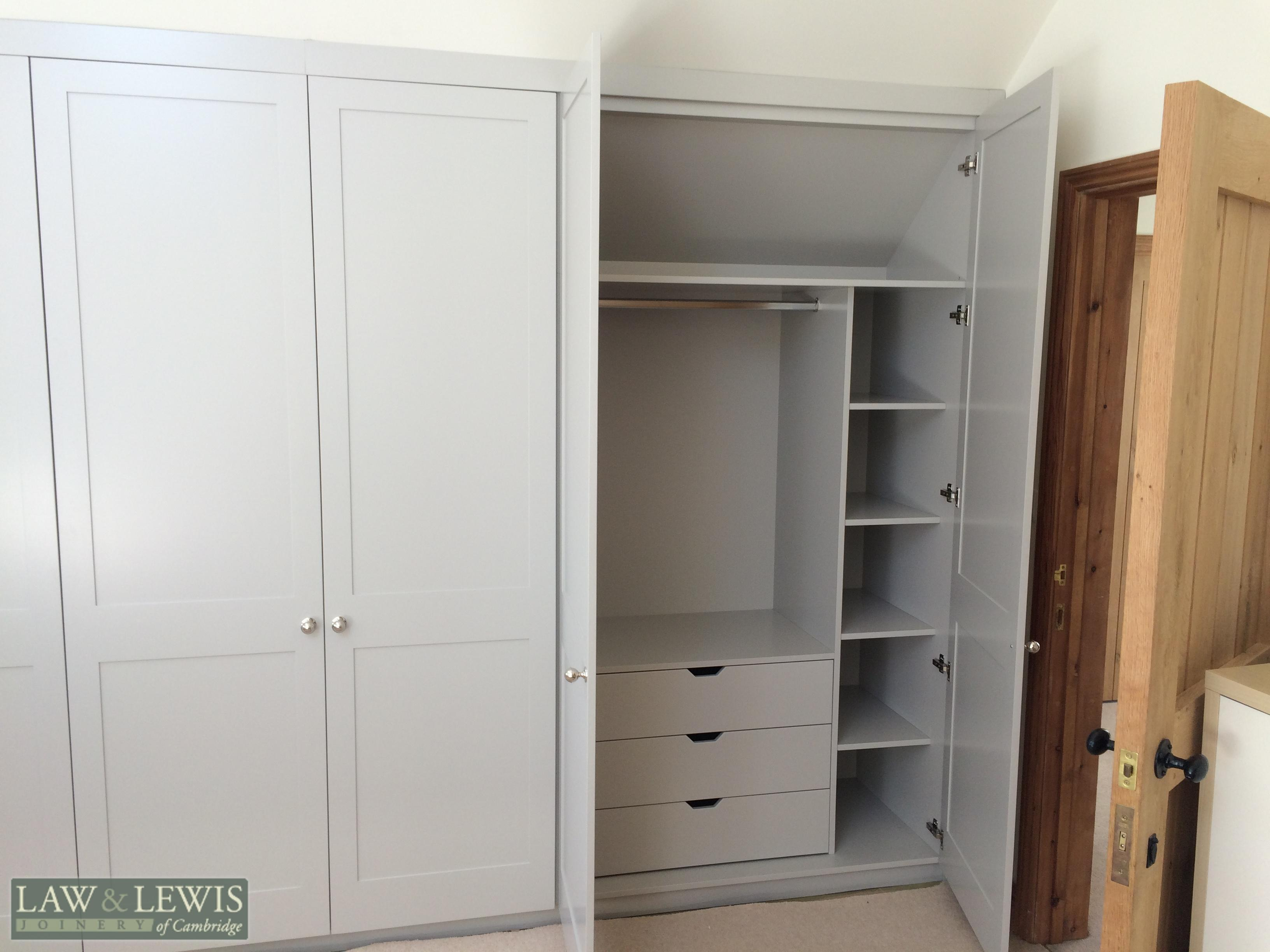 Law And Lewis Joinery Of Cambridge Products Wardrobes