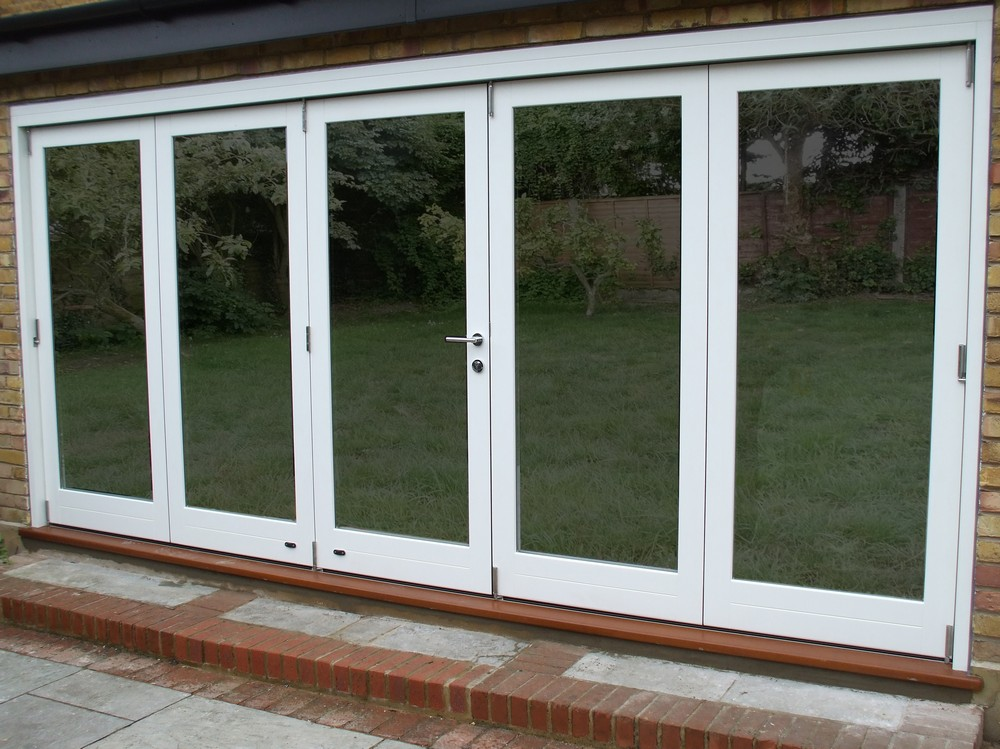 Law and lewis joinery of cambridge products bifolding for Folding french doors