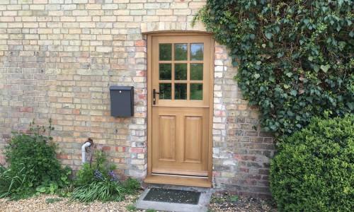 Oak Stable door Law & Lewis.JPG